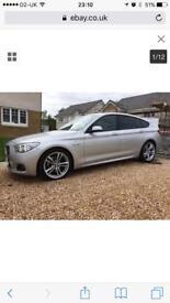 BMW 5 series gran turismo m sport