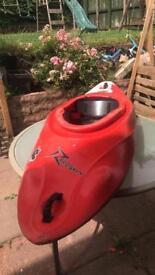 Junior robson kayak