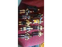 Wwe figures excellent used condition