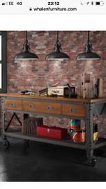 Kitchen work station/ work bench/ trolley
