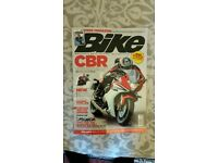 Bike magazine, years 2009 - 2012, incomplete