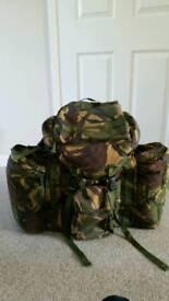 Army bergan/rucksack