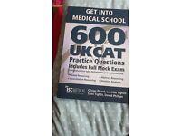 BRAND NEW UKCAT MEDICAL SCHOOL BOOK