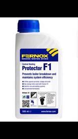11 x bottles of Fernox F1 Central Heating System Protector - 500ml liquid bottles
