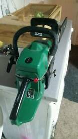 Qualcast petrol chainsaw