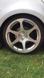 Cast13 wheels