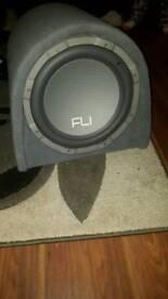Fli 1000w base box and amp