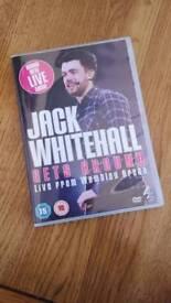 Jack Whitehall Gets Around DVD