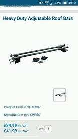Car universal Roof bars