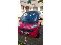 Smart ForTwo LHD auto excellent condition MOT