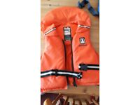 Adult life jacket/buoyancy aid