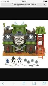 Imaginex samurai castle