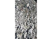 8t Crushed Concrete only £145 incl. delivery*! Also available bagged by the tonne!