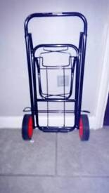 Trolley will carry 50kg