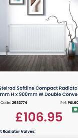 Radiator single compact