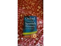 Spanish-english Dictionary Oxford