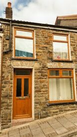 TO LET! A lovely, 3-bedroom house on Prince's Street Treherbert. £475 PCM.