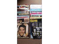 Vinyl bundle. .mostly 70's..Elvis