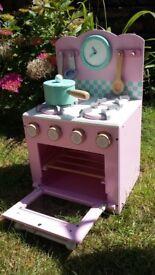 Mini wooden kitchen Le Toy Van