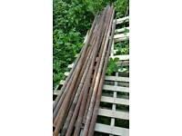 Scaffolding scaffold poles