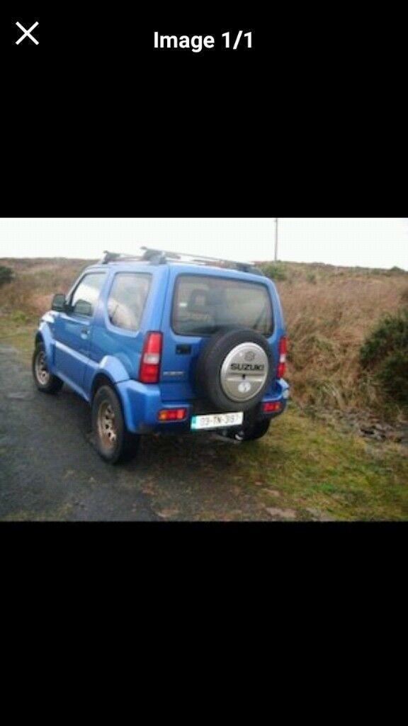 Suzuki jimny off road  Parts or repair  Mud tyres | in Lisburn, County  Antrim | Gumtree