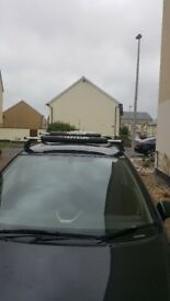 Thule Roof Rack and Bars