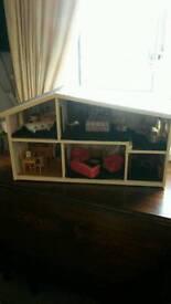 70s dolls house