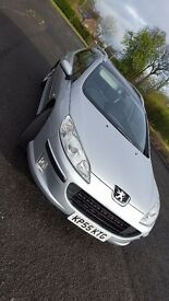 PEUGEOT 407 SW SE HDI **** sell or swap****
