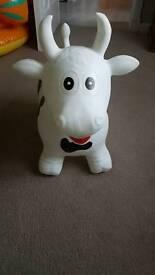 Cow bouncer