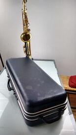 Tenor Saxophone Trevor James the horn revolution