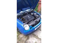 VW Lupo 1.0 project car swap petrol X reg for spares or repair