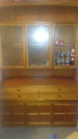 Dresser cupboard good condition