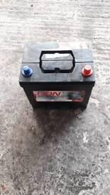 Lion 65Ah battery