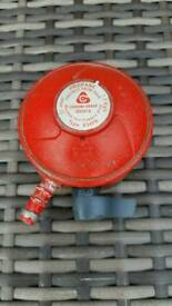 CALOR PATIO GAS BOTTLE REGULATOR