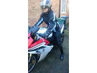 Ladies Motorbike Clothing Fantastic Condition See Photos