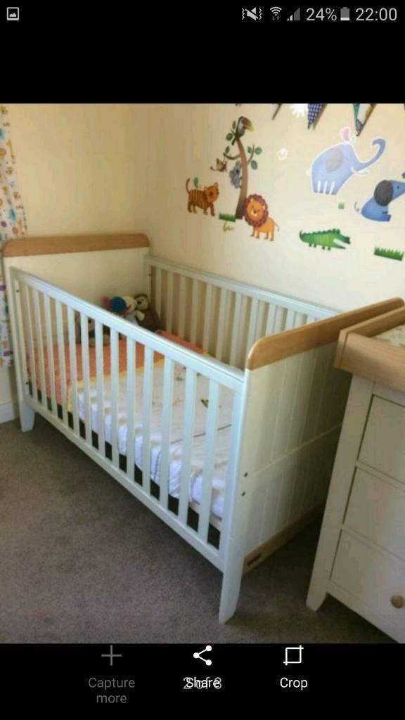 Mamas Papas Nursery Furniture Set