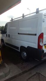 Ready for work great van