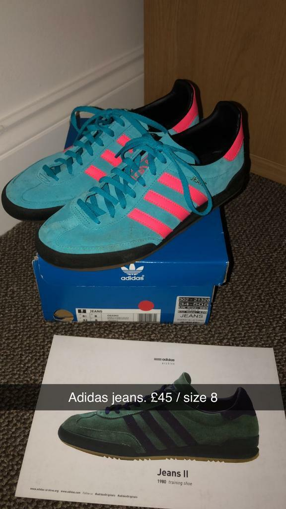 Adidas trainers jeans | in Marton in Cleveland, North Yorkshire | Gumtree