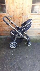Babylo Max Extra Pushchair - Excellent condition