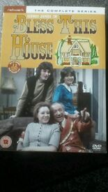 Bless this house complete dvd