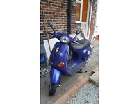 Vespa 50cc Scooter for sale