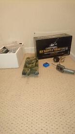 Radio Controlled BB tank