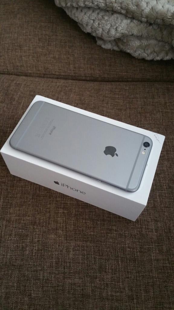Iphone 6 plus EE 16gb sale or swap +cash my way (samsung,iphone)