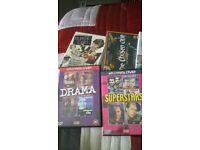 allsorts of dvds