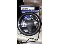 PS3 steering wheel