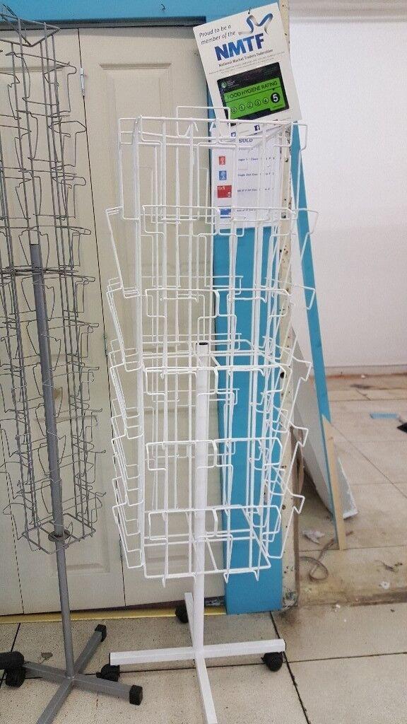 Wire card stand | in Sandwell, West Midlands | Gumtree