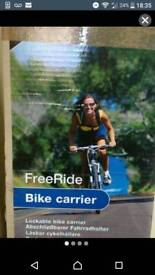 "THULE bike carrier ""new"""