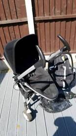 Quinny zapp xtra2 with maxi cosi pebble car seat