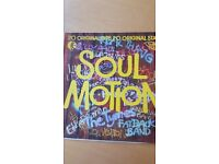 "Vinyl Record/LP K - Tel ""Soul Motion"" 20 original hits"