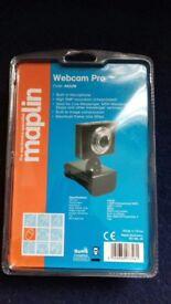 Brand new MAPLIN webcam